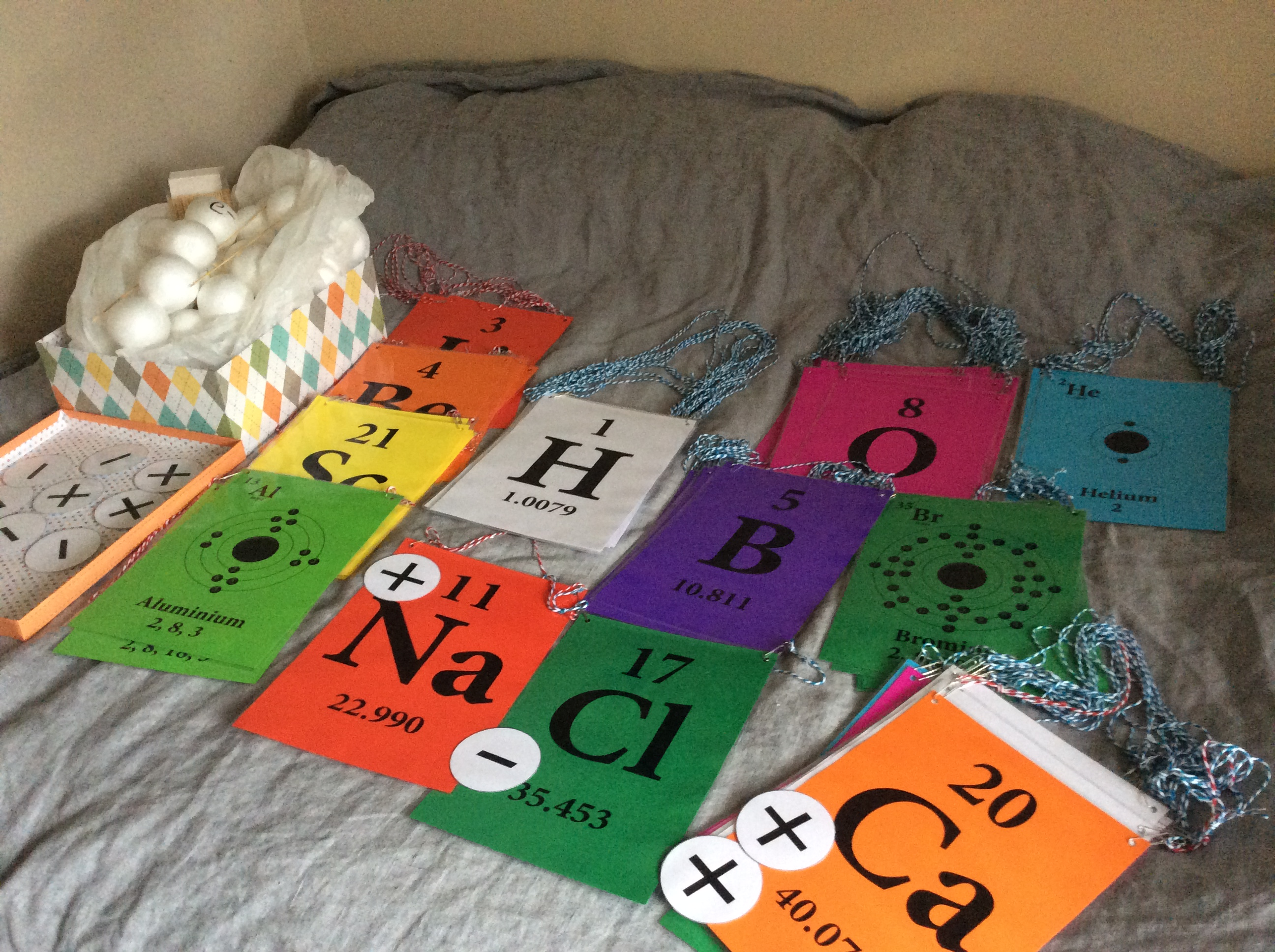 My element rules sonia hankova my element rules is a teaching resource i developed to help students understand classification of matter organisation of elements in the periodic table urtaz Choice Image